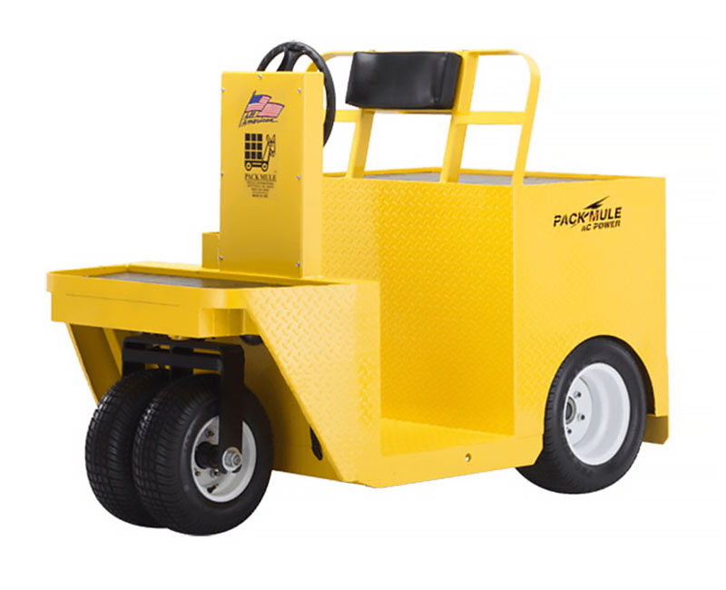 Vehicles With 5000 Lb Towing Capacity >> 1 Person Stand Up Tugger 36 Volt 13 2 Hp 5 000 Lb Tow Capacity