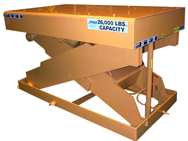 Extra Heavy-Duty Scissor Lift