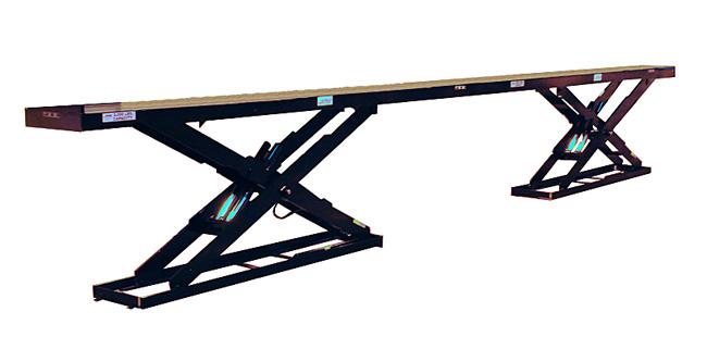 Double Long Heavy-Duty Scissor Lift