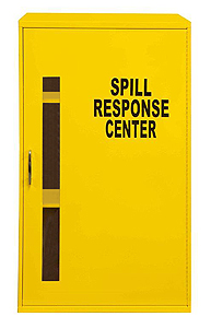"Large Spill Control Cabinet - 14-1/4""W x 19-7/8""D x 32-3/4""H"