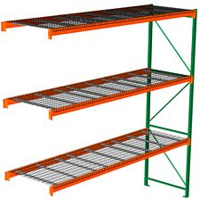Cisco Eagle Catalog Pallet Rack With Wire Decking