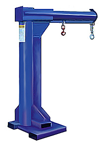 "Non-Telescoping High-Rise Boom - 79""H, 51""L, 6,000 lb. Cap."