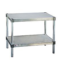 Aluminum Adjustable Shelf Equipment Stands