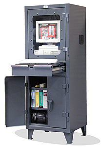 Exceptionnel Computer Cabinets With Retractable Keyboard