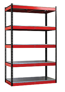 Modular Workbench shelving
