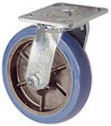 "65 Series Swivel Caster with 5"" x 2"" Signature Wheel and 500 lb. Capacity"
