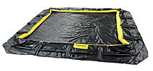 Rapid Rise Containment Berm - 10' x 10' x 1'