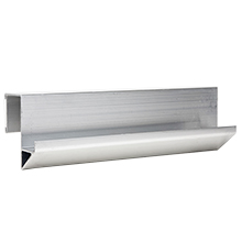 "12"" wide Low Profile Structural 4.1# Channel Beam Hanger for 3"" wide beam"