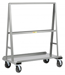 """A"" Frame Truck - 72"" x 36"" - 4 Swivel Casters"