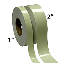 Marking Tape, Polyester Photoluminescent - 2 in. x 82 ft. Roll, Self-Adhesive