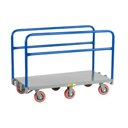 "6-Wheel Adjustable Sheet & Panel Truck - 30"" x 60"""