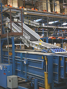 Adjustable Conveyor Integration