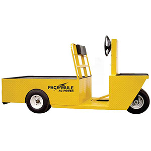 1-Person Burden Carrier Tow - 36 Volt, 13.2 HP, 1,000 lb. Load Capacity