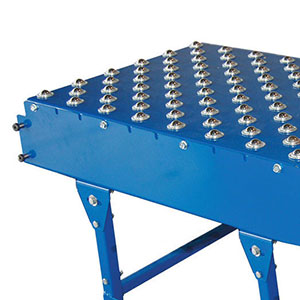 "BestConnect Modular Conveyor - Ball Transfer Section, 30"" W x 33"" L"