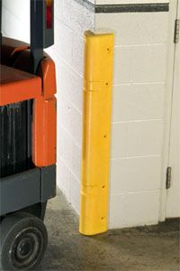 "Corner Sentry Guard, 42"" tall - 4"" x 4"" coverage"