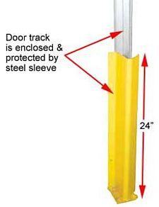 dock door protector