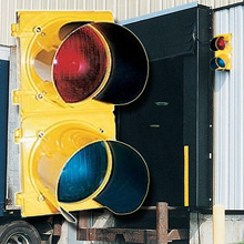 Loading Dock Traffic Lights