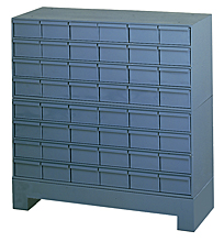 Modular Steel Drawer Compartment Cabinets For Small Parts