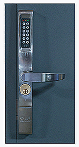 Battery Operated Keyless Entry