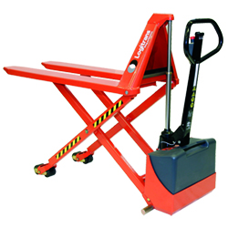"Electric Mobile Pallet Lifter - 21.25"" x 60"""