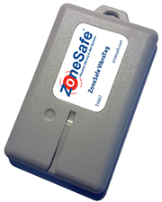 ZoneSafe Proximity Detection Personnel Transponder