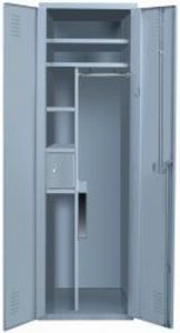 "Task Force Emergency Response Locker - 1 Wide, 24"" w x 24"" d x 72"" h"