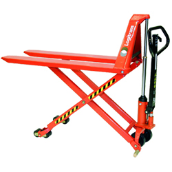 "Manual Mobile Pallet Lifter - 21.25"" x 79"""