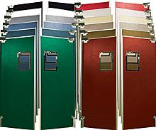 Two Way Door wood core impact doors | wood core two-way swinging door | wood