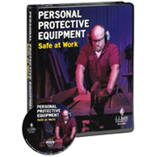 Personal Protective Equipment: Safe At Work - DVD Training, English Language