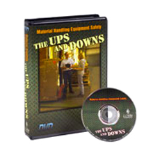Material Handling Equipment Safety - The Ups and Downs - DVD Training