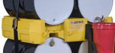 Drum Dispensing System Stack Module, Yellow