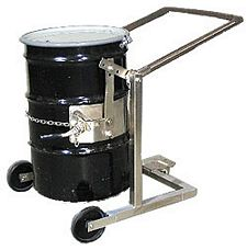 Mobile-Karrier type 304 Stainless Steel, 55-Gallon