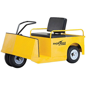 1-Person Personnel Carrier - 36 Volt, 13.2 HP, 750 lb. Load Capacity