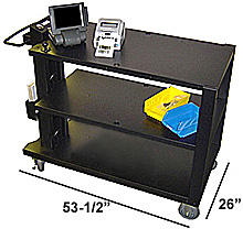 Non-powered Picking Workstation - 26x30
