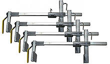 Perimeter Clamp 4-Pack