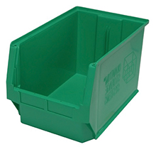 "Magnum Giant Open Hopper Bins - 19-3/4""L x 12-3/8""W x 11-7/8""H, Carton of 3"
