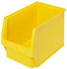 Carton of 3: 19-3/4L x 12-3/8w x 11-7/8h Magnum Giant Open Hopper Bins