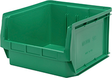 "Jumbo Stackable Containers - 29-7/8""d x 16-1/2""w x 15""h"