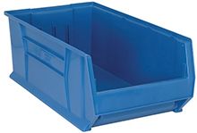 "Jumbo Stackable Containers - 29-7/8""D x 16-1/2""W x 11""H"