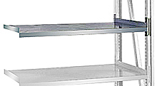"Steel Pick Shelf Kit - Single - Straight, 50""w x 32""d"