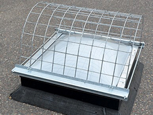 "ScreenGuard Compression Fit Skylight Guard - Fits 36"" x 36"" Frame"