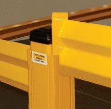 "18"" High Drop-in Lift-out Guard Rail Kits   Light Duty ..."