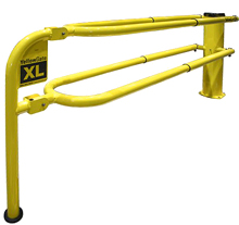 Powered Extendable Safety Gate - Fits 6' to 12' Opening