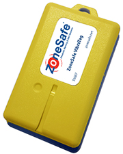 ZoneSafe Proximity Detection Driver Transponder