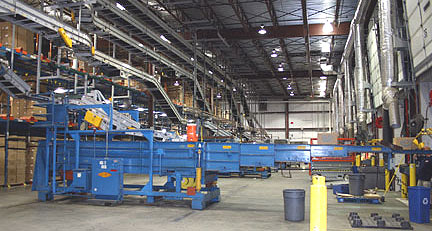 Adjustoveyor Extendable Conveyor For Loading Dock Operations