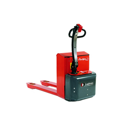 "Powered Pallet Truck - 4000 lb. Cap., 27"" x 48"""