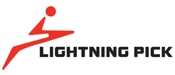 Lightning Pick Logo