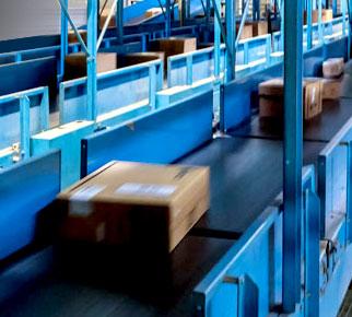 Power Belt Conveyor Systems