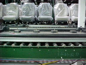 seat conveyor at Lear