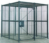 holding cell